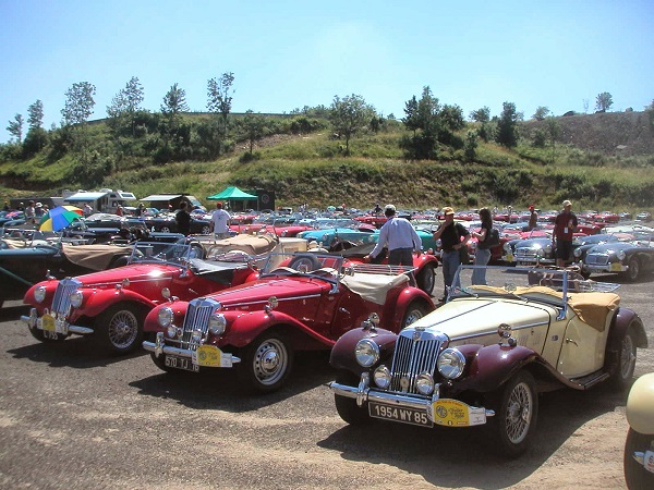 MG serie T - MG Event 2016